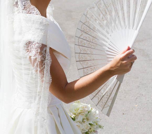 el abanico novias